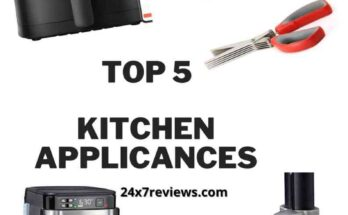 5 Smart Kitchen Applications
